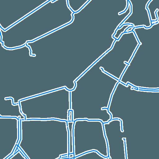 cykelvägar göteborg karta Cykelvägar GötebCentrum   karta på Eniro cykelvägar göteborg karta